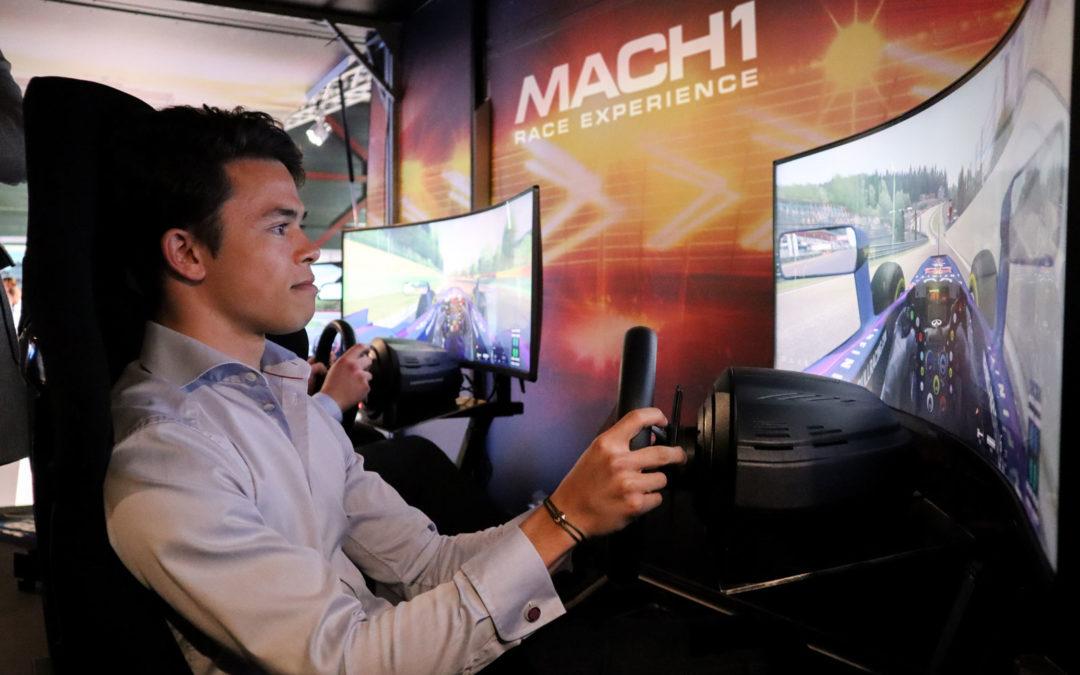 Mach1 is Corona proof