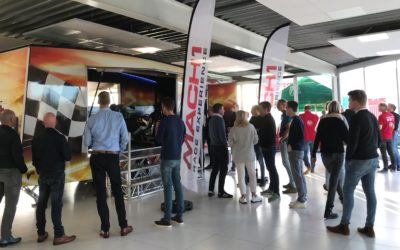 F1 simulator op merkdealer events?